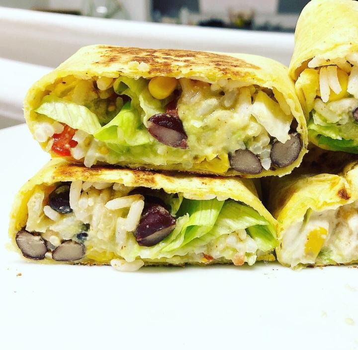 Burritos (vegan)